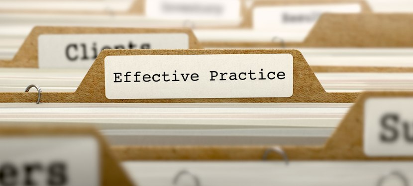 Library of effective practice